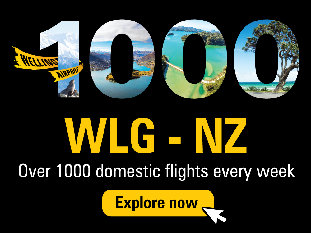 1000 Flights WLG_NZ