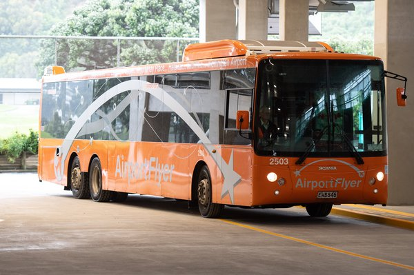 Airport Flyer bus