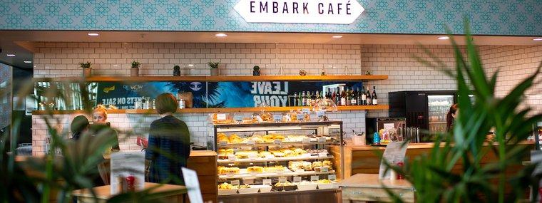 Embark Cafe