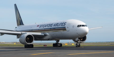 Wellington-Melbourne-Singapore route launched