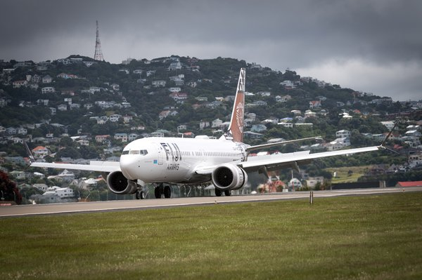 Fiji Airways launches new Boeing 737 MAX 8
