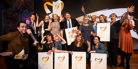 2019 Wellington Airport Regional Community Award Winners