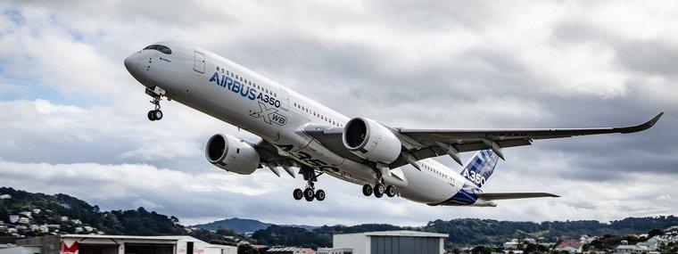 SQ A350 announcement