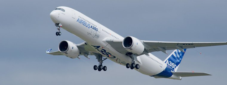airbus a350 xwb to be tested at wellington airport