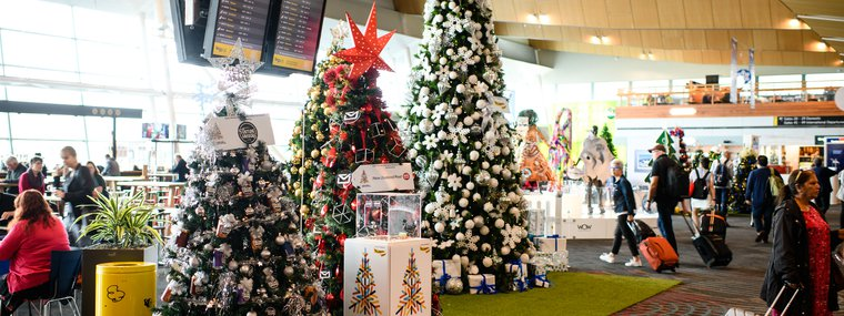 Cystic Fibrosis Christmas Tree Festival