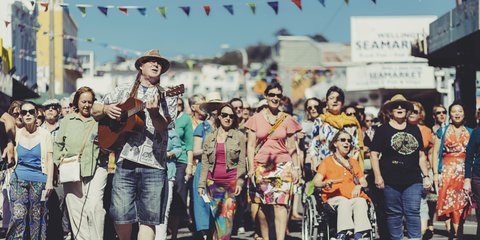 CubaDupa Community Choir