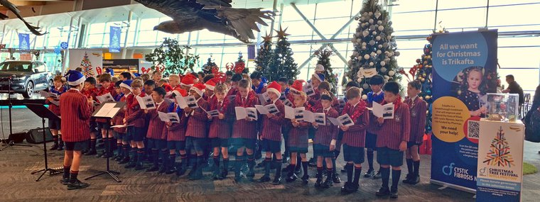 Scots College Pre School Choir Christmas 2020