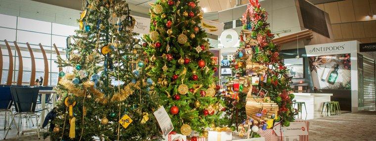 Cystic Fibrosis Christmas Tree Festival 2017