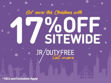 JR Dutyfree December 2018