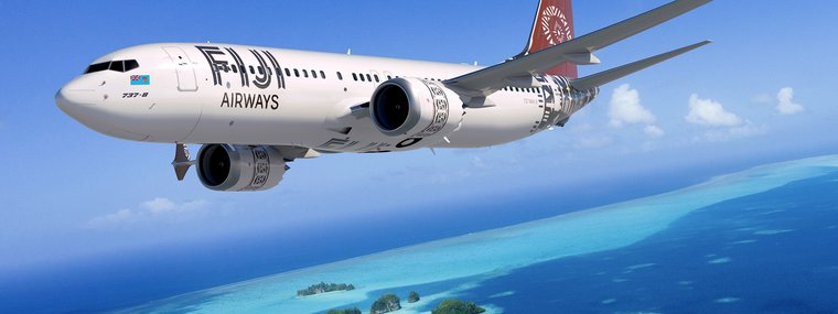 Fiji Airways Boeing 737 Max 8 2