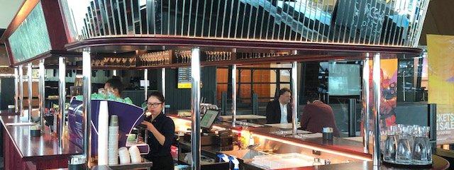 Peloton Bar & Eatery
