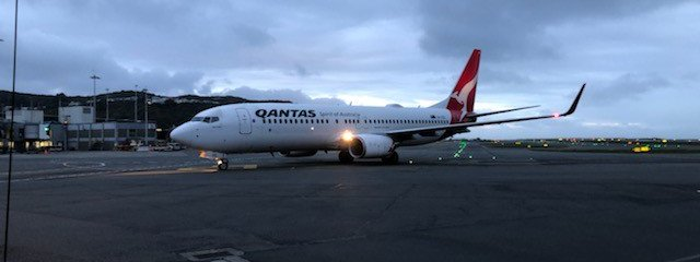 Wellington Phoenix flight August 2020
