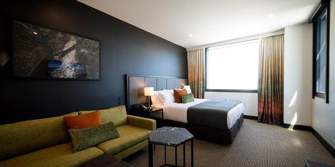 Rydges Hotel interior