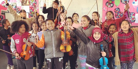 Virtuoso Strings Classroom