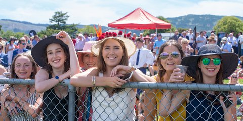 Win tickets to NZCIS Wellington Cup Day
