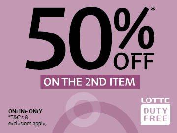 Lotte Duty Free February
