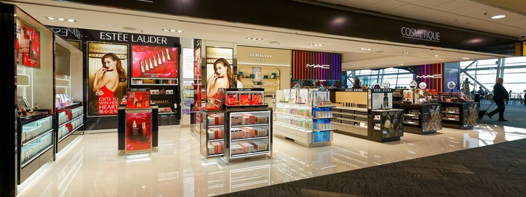 Cosmetique store