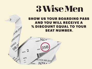 3 Wise Men Seat Number Discount Feb 2021